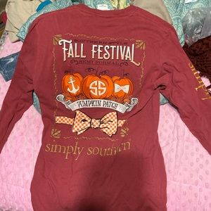 simply southern fall long sleeve